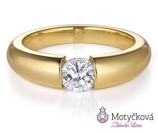 zlatnictví luž lenka motyčková galerie zásnubní prsteny